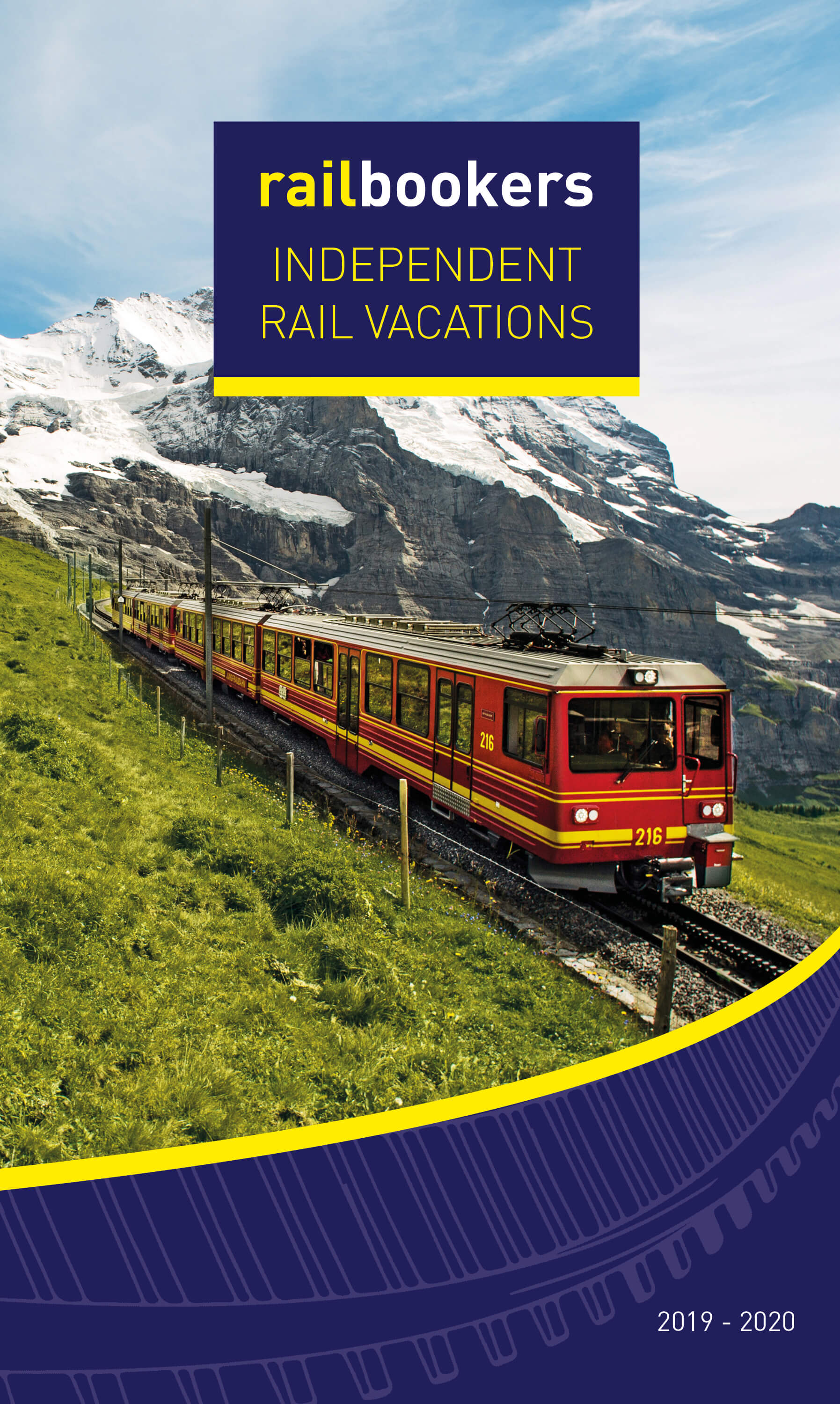 Railbookers Brochure